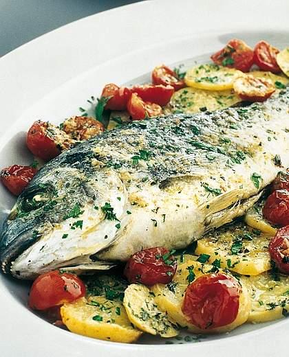 Ricetta Pesce Al Forno – Pesce