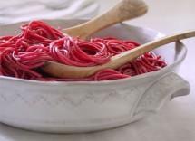 Ricetta Spaghetti Rossi – Primo