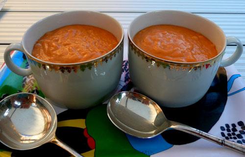 Ricetta Crema Di Albicocche – Dessert