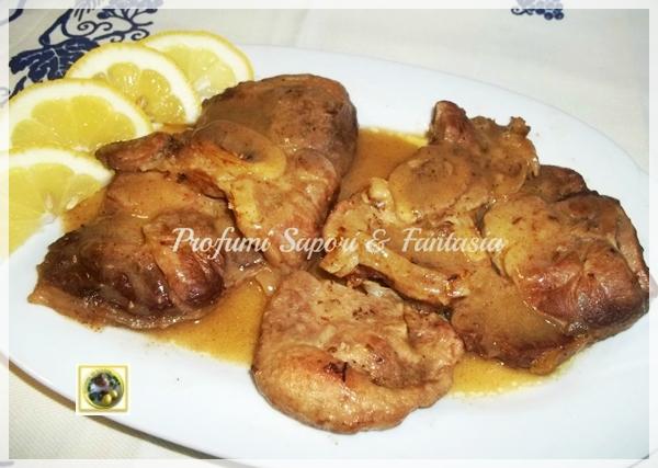 Ricetta Ossobuco Con Limone.Ricetta Vitello Al Limone E Aromi Carne Donne Magazine