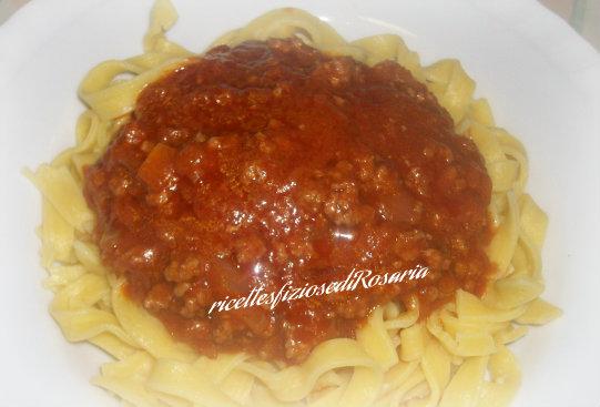 Ricetta Ragù Di Carne Dietetico – Salsa