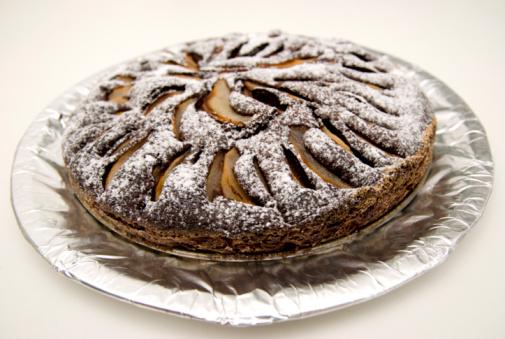 Ricetta Torta Al Cioccolato E Alle Pere – Dessert