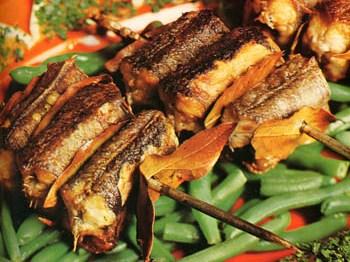 Ricetta Capitone Arrosto – Pesce