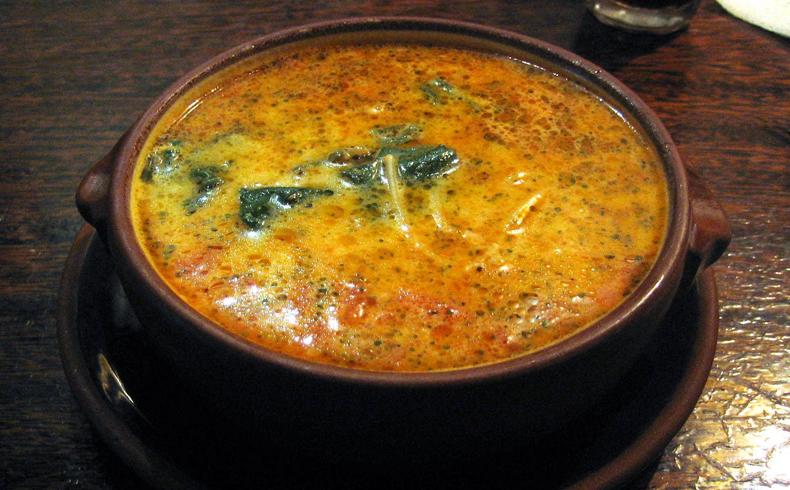 Ricetta Zuppa Criolla – Primo