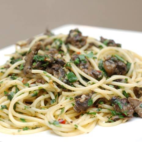 Ricetta Perciatelli Con Le Lumache (2) – Primo