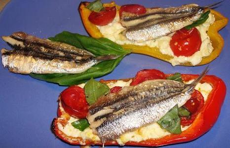 Ricetta Acciughe Con Peperoni – Pesce