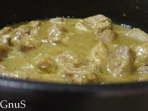 Ricetta Spezzatino Di Vitello Al Curry – Carne