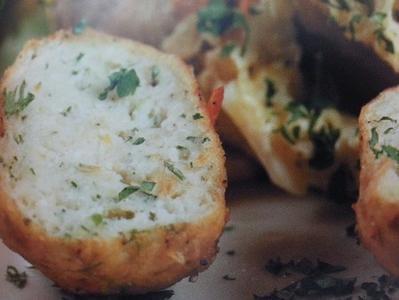 Ricetta Pesce Sfoglia Con Gianchetti – Antipasto