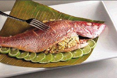 Ricetta Pescado Relleno – Pesce