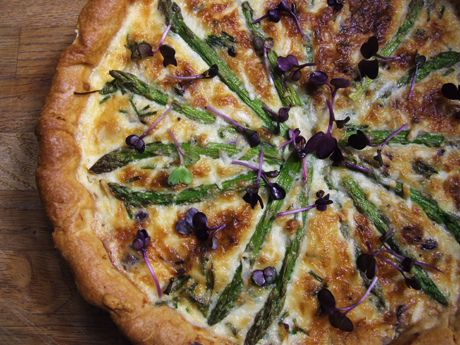 Ricetta Quiche Di Asparagi E Pancetta – Antipasto