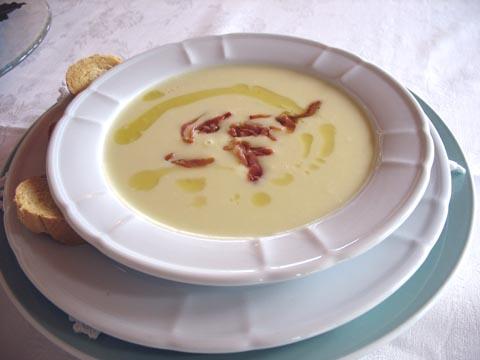 Ricetta Crema Di Patate (5) – Primo