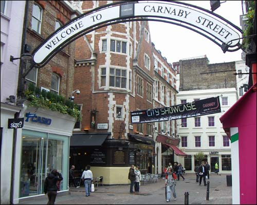 Ricetta Carnaby Street – Bevande
