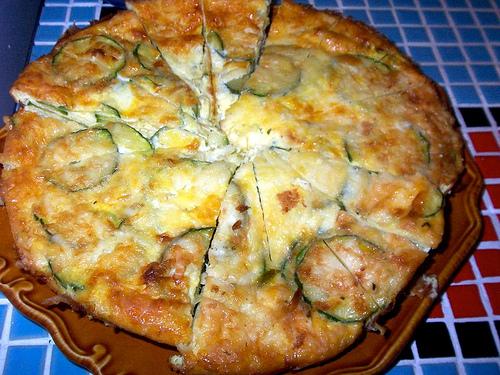 Ricetta Frittata Di Zucchine E Ricotta – Contorno