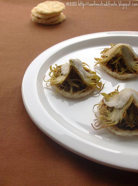 Ricetta Canapè Piccanti – Antipasto