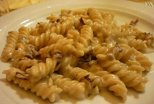 Ricetta Fusilli Al Gorgonzola – Primo