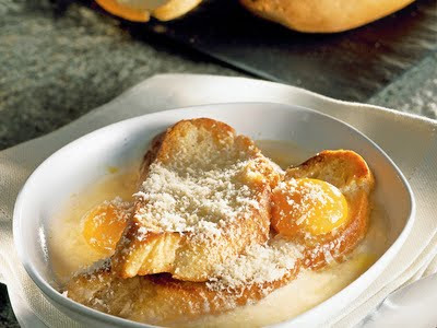 Ricetta Zuppa Pavese – Primo