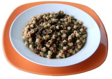 Ricetta Pasta E Lenticchie (2) – Primo