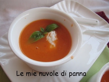Ricetta Pomodori Alla Mousse Di Cetrioli – Contorno