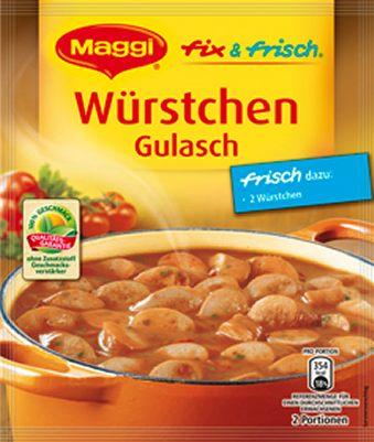 Ricetta Goulasch (2) – Carne