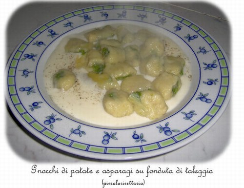 Ricetta Gnocchi Di Albicocche – Dessert
