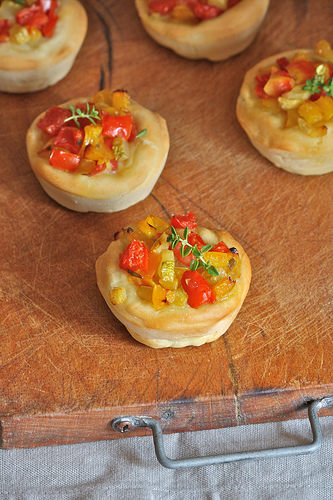 Ricetta Pizza Alla Ratatouille – Primo
