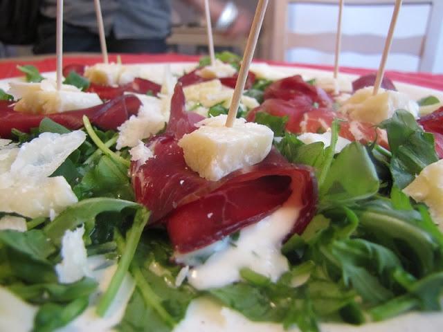 Ricetta Involtini Di Bresaola (6) – Antipasto
