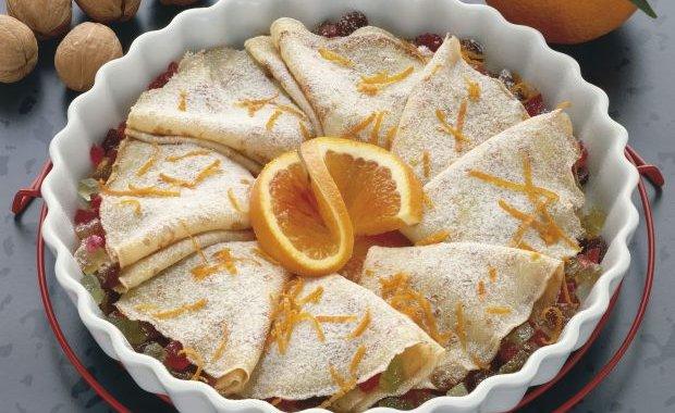 Ricetta Crepes Al Miele – Dessert