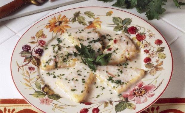 Ricetta Baccalà Alla Panna – Pesce