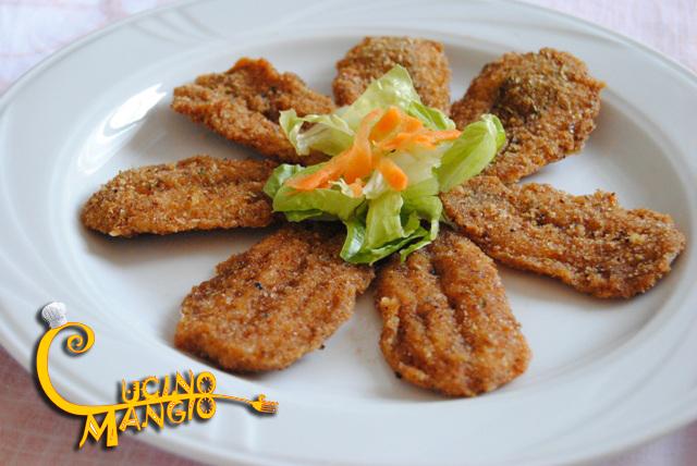 Ricetta Alici Impanate – Pesce
