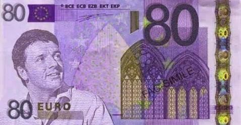 Bonus 80 euro: verità o bufala?