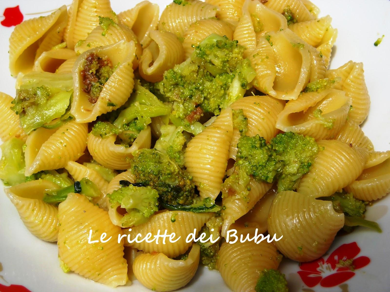 Ricetta Broccoli E Acciughe – Contorno