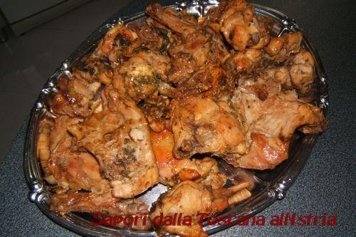 Ricetta Coniglio Arrosto (2) – Carne