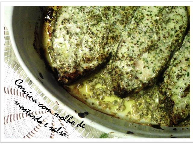 Ricetta Salsa Mostarda (2) – Salsa
