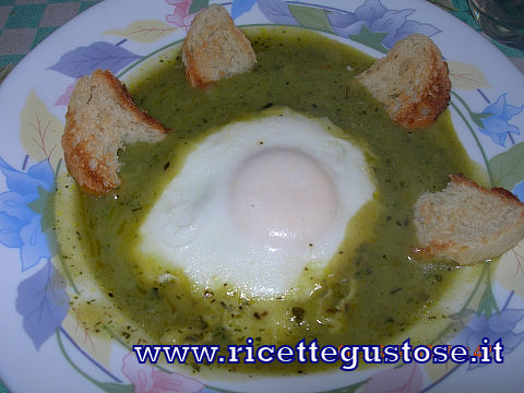 Ricetta Zucchine In Crema D'uovo – Contorno