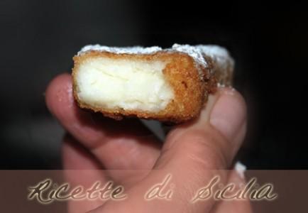 Ricetta Latte Fritto (2) – Dessert