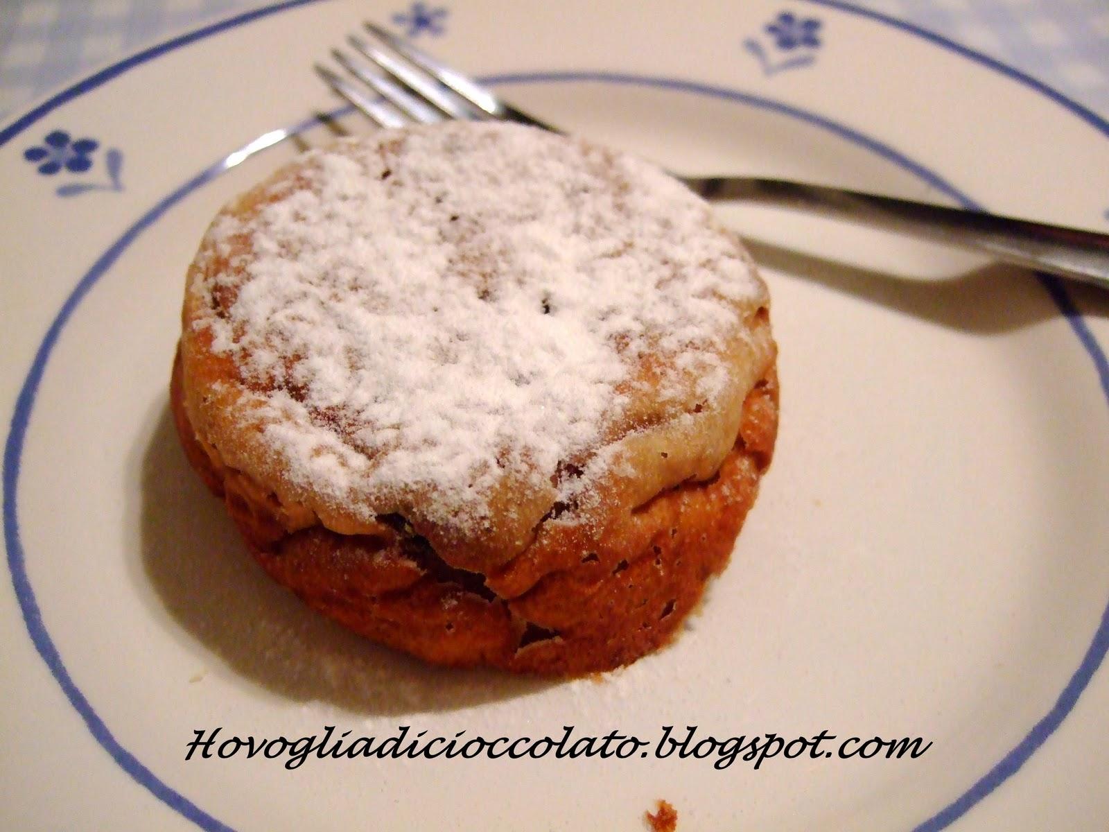 Ricetta Tortino Caldo Di Mele – Dessert