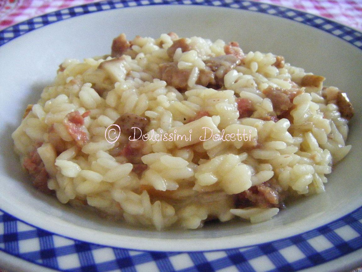 Ricetta Risotto Con Salsiccia (5) – Primo