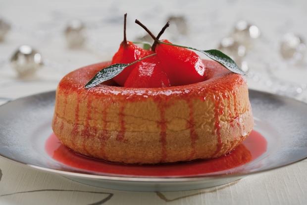 Ricetta Corona Alle Pere – Dessert