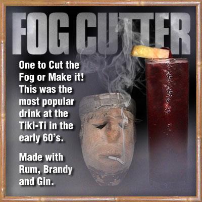 Ricetta Fog Cutter – Bevande