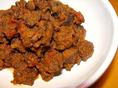 Ricetta Scottiglia Di Cinghiale – Carne