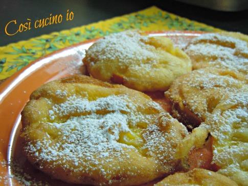 Ricetta Frittelle Di Arance – Dessert