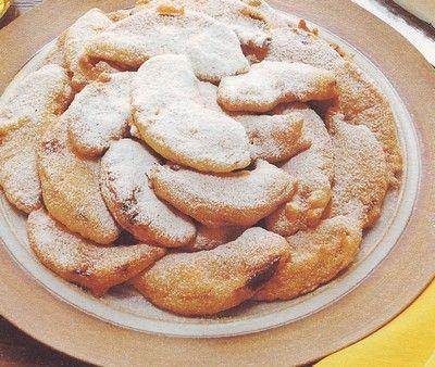 Ricetta Frittelle Di Pesche (2) – Dessert