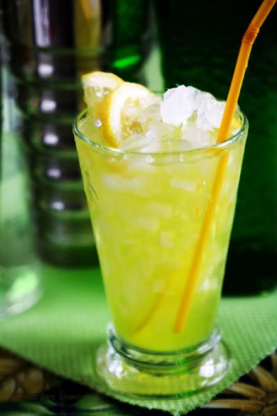 Ricetta Green Island Cocktail – Bevande