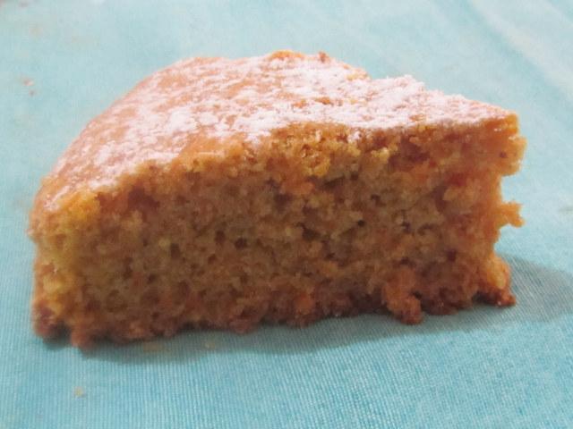 Ricetta Torta Di Carote Agli Agrumi – Dessert