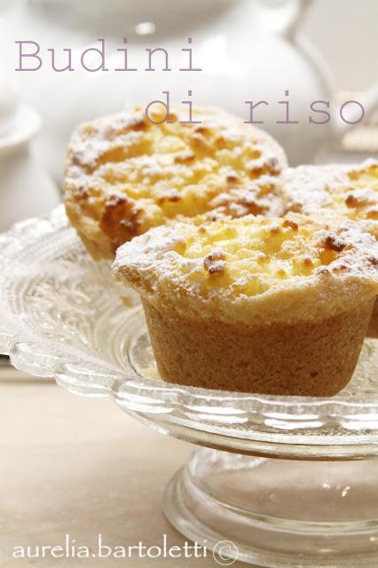 Ricetta Budino Di Riso (4) – Dessert