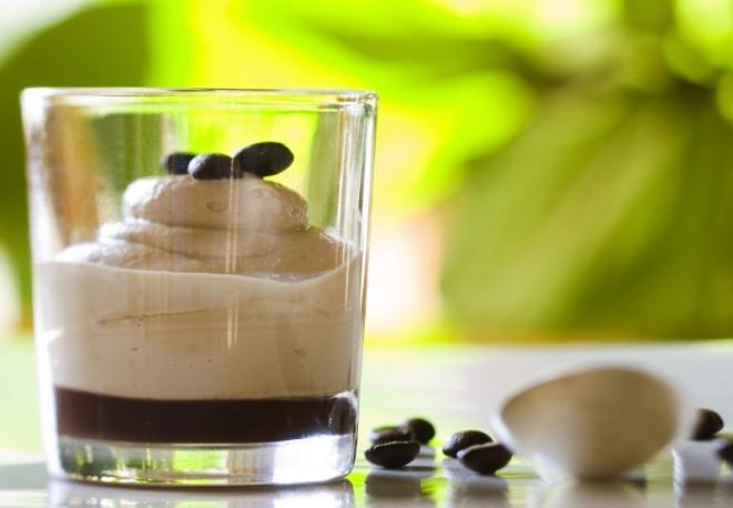 Ricetta Mousse Magra Al Caffè – Dessert