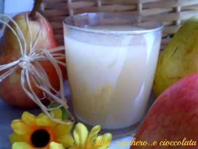 Ricetta Succo D'avocado E Fragole Con Succo Di Pesca Gialla E Mango – Bevande