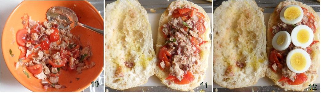 Ricetta Pan Bagna' Di Nizza – Antipasto