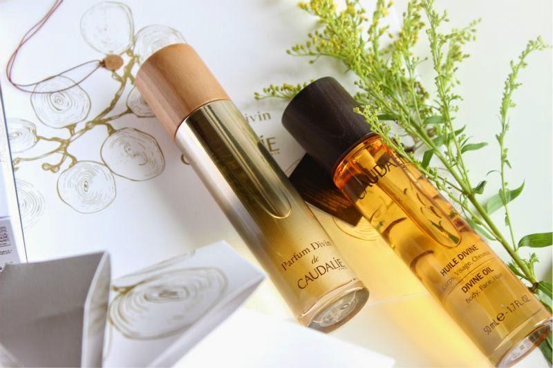 Parfum Divine de Caudalie Review 2