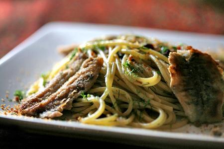 Ricetta Pasta Sardine E Peperone – Primo